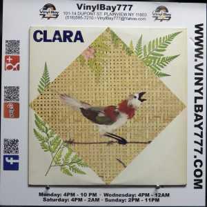Clara Nunes Clara Used M- Brazil Import LP 1