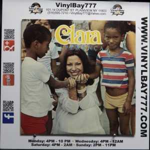 Clara Nunes Esperanca Used M- Brazil Import LP 1