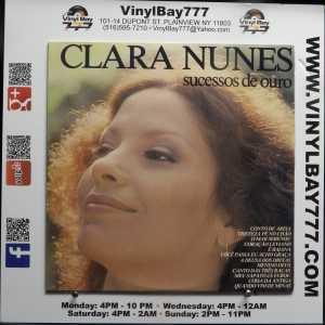 Clara Nunes Sucessos De Ouro Used M- Brazil Import LP 1