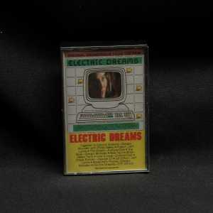 Electric Dreams Soundtrack Used Cassette 1