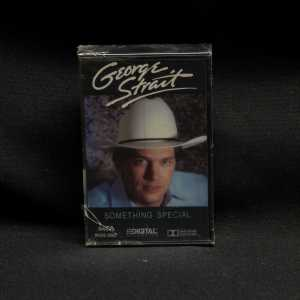 George Strait Something Special Cassette 1