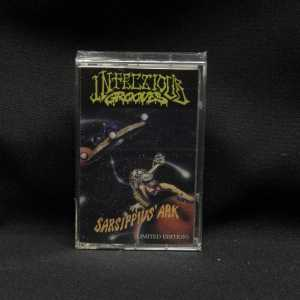 Infectious Grooves Sarsippius' Ark Limited Edition Cassette 1
