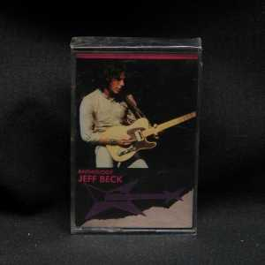 Jeff Beck Anthology Cassette 1