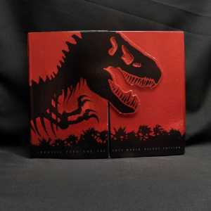 Jurassic Park and The Lost World Deluxe Edition New Unsealed 2 CD - 2 DVD Box Set 1