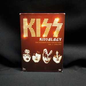 Kiss Kissology Volume 2 3 DVD Set 1