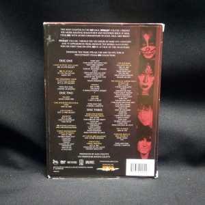 Kiss Kissology Volume 2 3 DVD Set 2