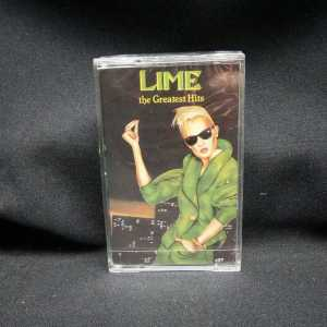 Lime The Greatest Hits Cassette 1