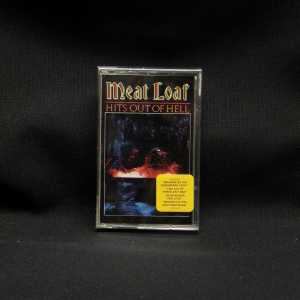 Meat Loaf Hits Out Of Hell Cassette 1