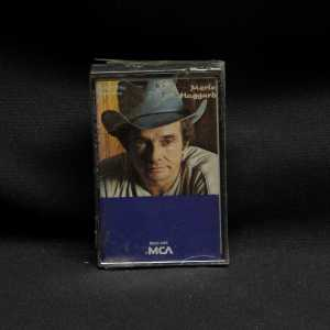 Merle Haggard Back To The Barrooms Cassette 1