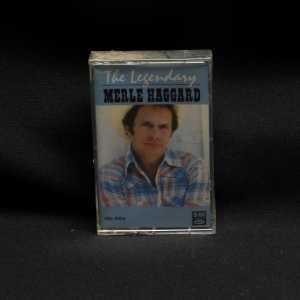 Merle Haggard The Legendary Merle Haggard Cassette 1