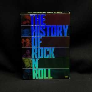 The History of Rock and Roll Used 5 DVD Box Set 1