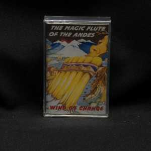 The Magic Flute Of The Andes Wind Of Chage Import Cassette 1