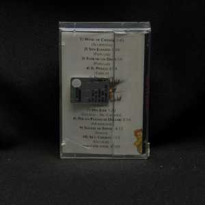 The Magic Flute Of The Andes Wind Of Chage Import Cassette 2