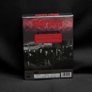 The Sopranos Season Six Part II Used 4 DVD Set 2