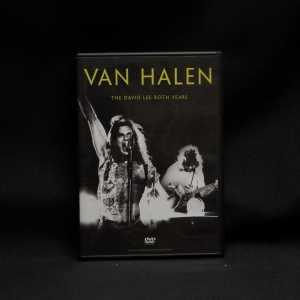 Van Halen The David Lee Roth Years Used DVD 1