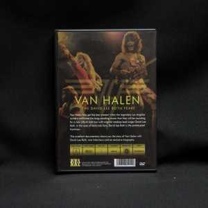 Van Halen The David Lee Roth Years Used DVD 2