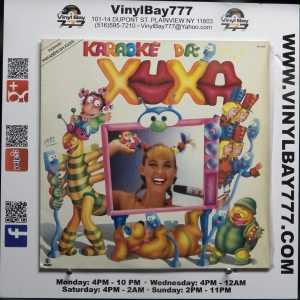 Xuxa Karaoke Da Xuxa Used M- Brazil Import LP 1