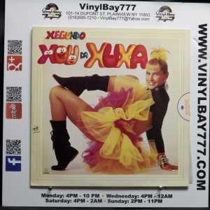 Xuxa Xegundo Xou Da Xuxa Used M- Brazil Import LP 1