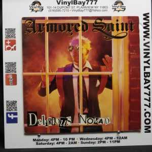 Armored Saint Delirious Nomad Used M- LP 1