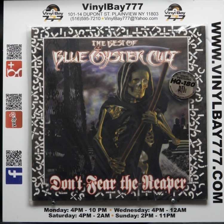 Don't Fear The Reaper: The Best Of Blue Öyster Cult | Discogs