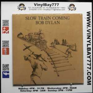 Bob Dylan Slow Train Coming 2017 Reissue LP 1