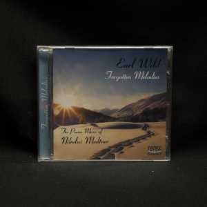 Earl Wild Forgotten Melodies The Piano Music of Nikolai Medtner CD 1