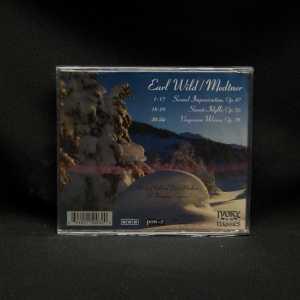 Earl Wild Forgotten Melodies The Piano Music of Nikolai Medtner CD 2