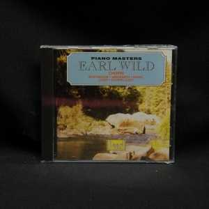 Earl Wild Piano Masters Chopin Buxtehude Hindemith Ravel Liszt Chopin-Liszt CD 1