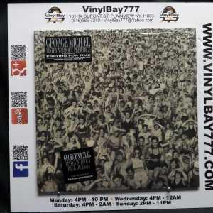 George Michael Listen Without Prejudice LP 1