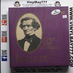 Hector Berlioz Great Men of Music Box Set 1