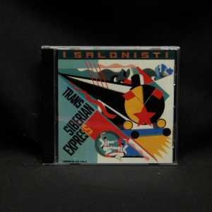 I Salonisti Trans-Siberian Express Used CD 1