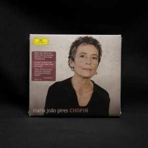 Maria Joao Pires Pavel Gomziakov Chopin 2 CD Set 1