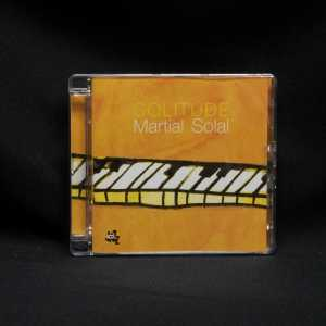 Martial Solal Solitude Used CD 1