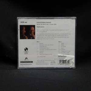 Martin Jones Richard Rodney Bennett Complete Works For Solo Piano 2 CD Set 2
