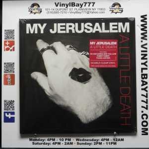 My Jerusalem A Little Death 2xLP 1