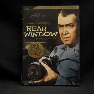 Rear Window Special Edition Universal Legacy Series 2 DVD Set 1