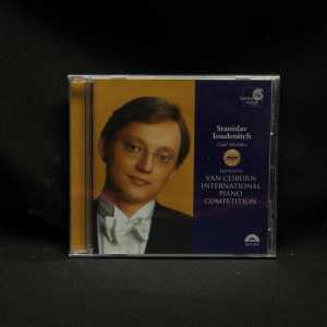 Stanislav Ioudenitch Eleventh Van Cliburn International Piano Competition CD 1