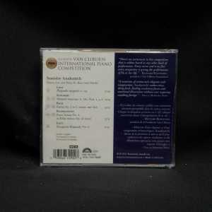 Stanislav Ioudenitch Eleventh Van Cliburn International Piano Competition CD 2
