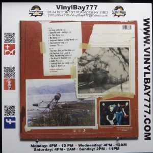 The Ataris So Long Astoria Sealed 2014 Reissue LP 2