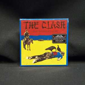 The Clash Give 'Em Enough Rope CD 1