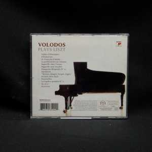 Volodos Plays Liszt Used Super Audio CD 2