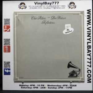 Chet Atkins & Doc Watson Reflections LP 1