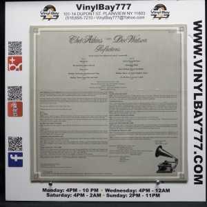 Chet Atkins & Doc Watson Reflections LP 2