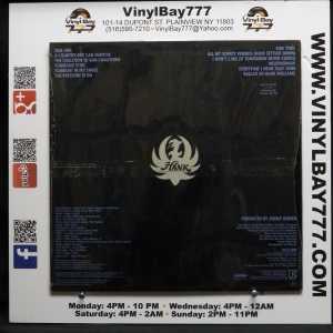 Hank Williams Jr. The Pressure Is On German Import LP 2