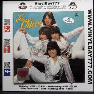 Los Chicos Los Chicos LP 1