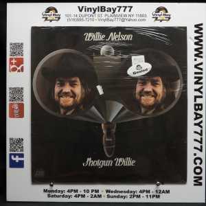 Willie Nelson Shotgun Willie LP 1