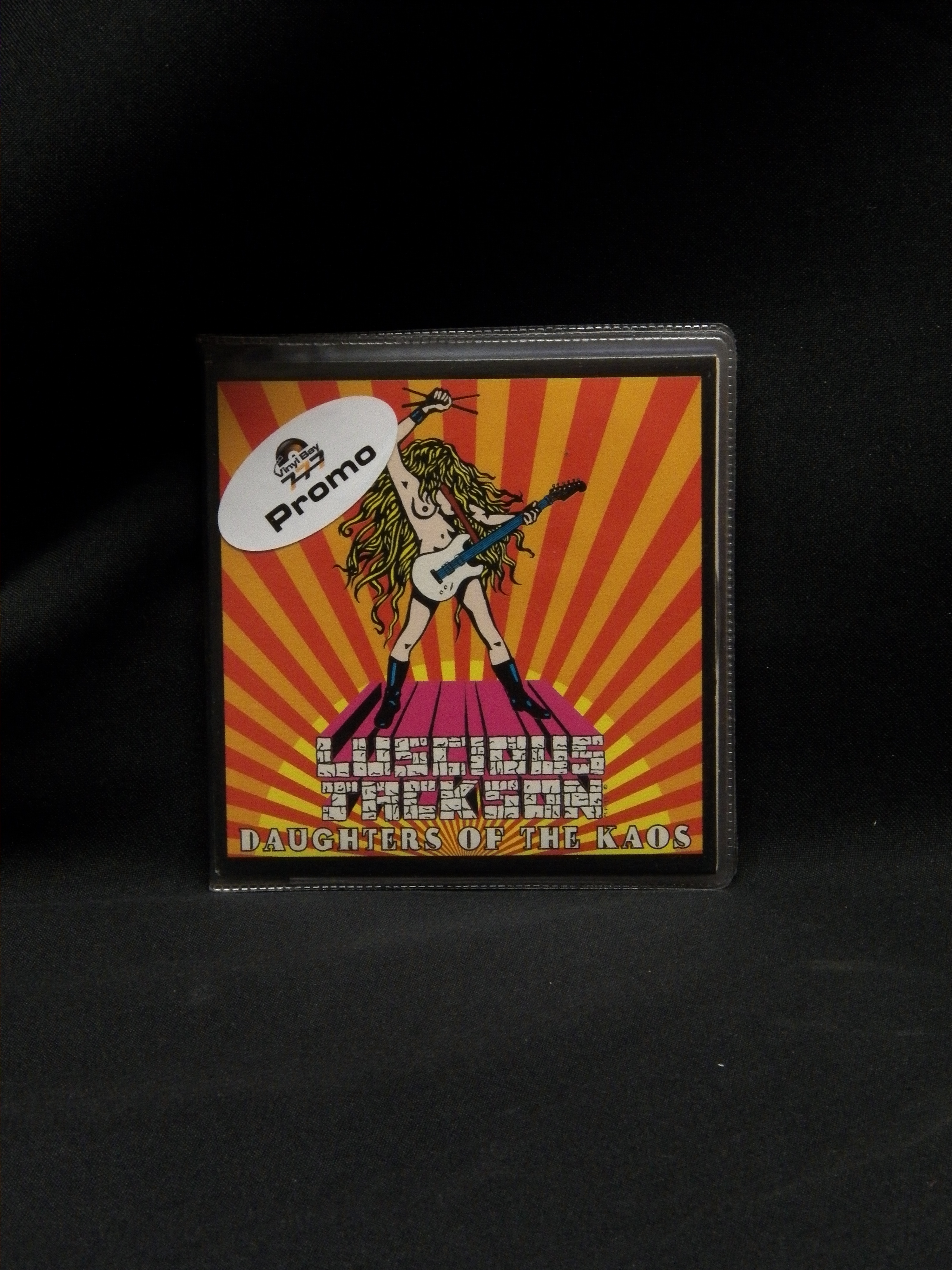 Used 2 Cd Set Luscious Jackson Daughters Of The Kaos In Search Manny 1993 Capitol Records Grand Royal Promo Vinylbay777