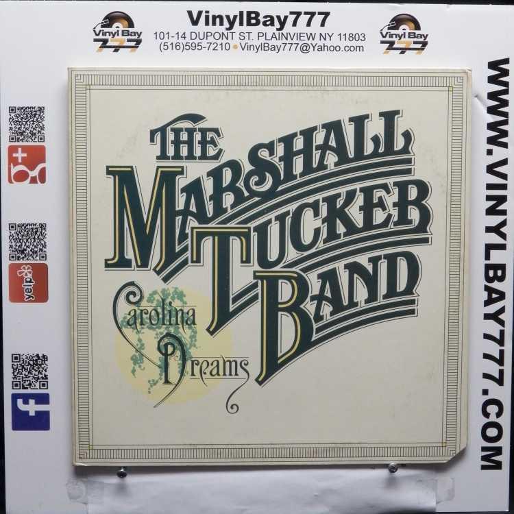 Used 12 Quot Lp Vg The Marshall Tucker Band Carolina Dreams
