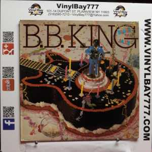 B.B. King Blues N' Jazz Used VG++ LP 1