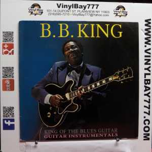 B.B. King King Of The Blues Guitar Used VG++ EEC Import 1
